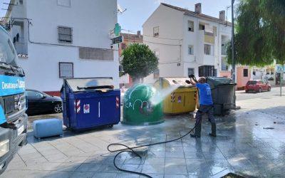 Limpieza de Calles en Motril
